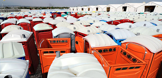 Champion Portable Toilets in Des Moines,  IA